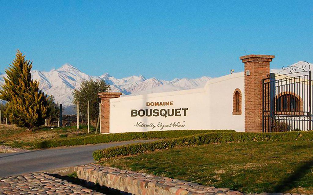 Jean Bousquet hittade slutligen Tupungato, Mendoza i Argentina där han 1250 meter över havet började att odla sina druvor.