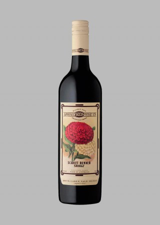 Scarlet Runner Shiraz