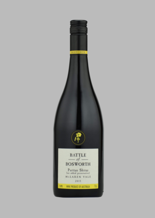 Battle of Bosworth Puritan Shiraz