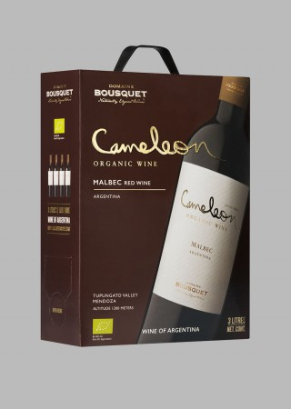 Cameleon Selection Malbec Bag in Box